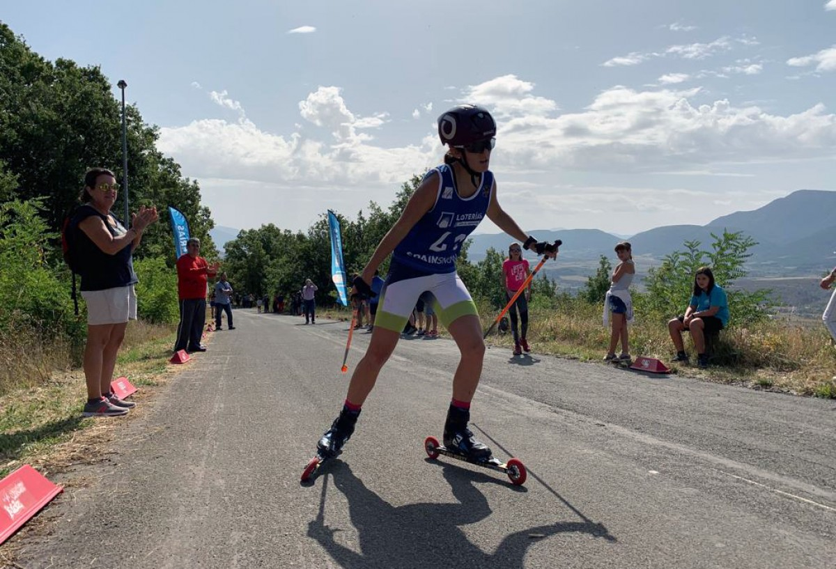 Marta Cester i Jaume Pueyo dominen als campionats estatals de la disciplina