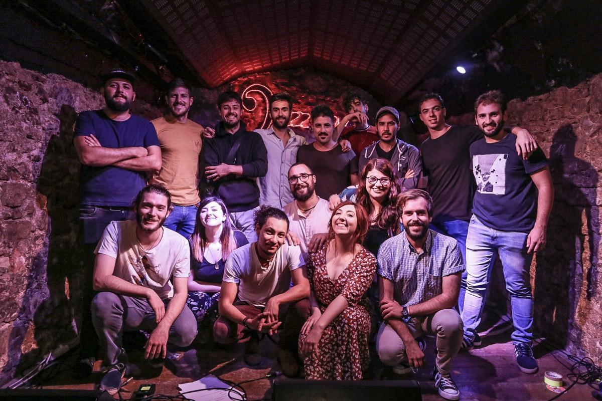 Keila Elm, Amulet i L'Últim Europeu a la Jazz Cava de Vic