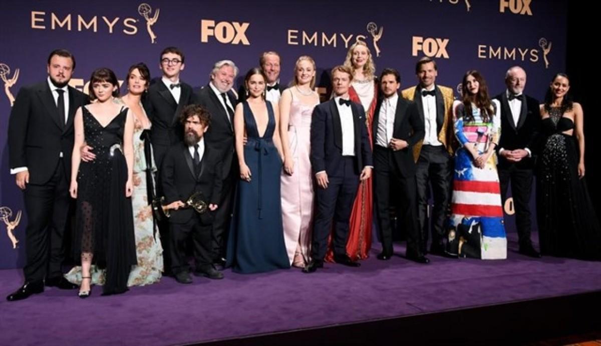 El repartiment de «Joc de Trons», aquest diumenge als Emmy