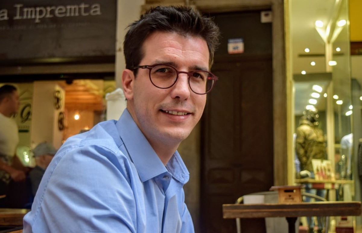 Toni Postius, primer tinent d'alcalde i regidor d'Urbanisme de Lleida