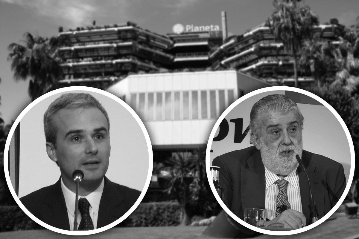 José Manuel Lara García-Píriz i José Manuel Lara Bosch