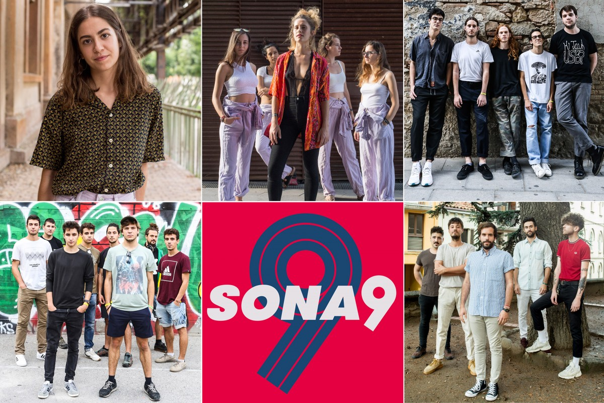 Finalistes del Sona9 2019