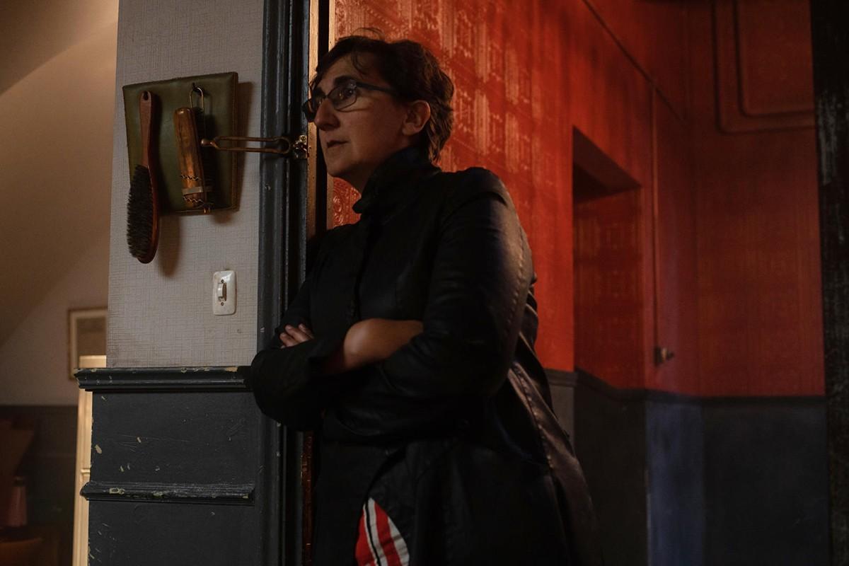 La guionista de cinema Verónica Fernández