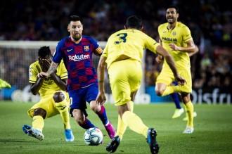 Messi es torna a lesionar