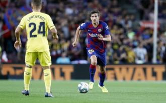 El Barça, gairebé ni a casa
