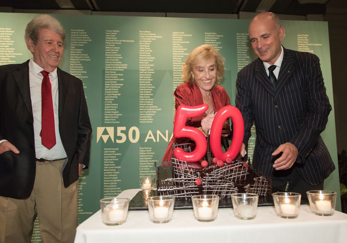 50 anys d'Anagrama