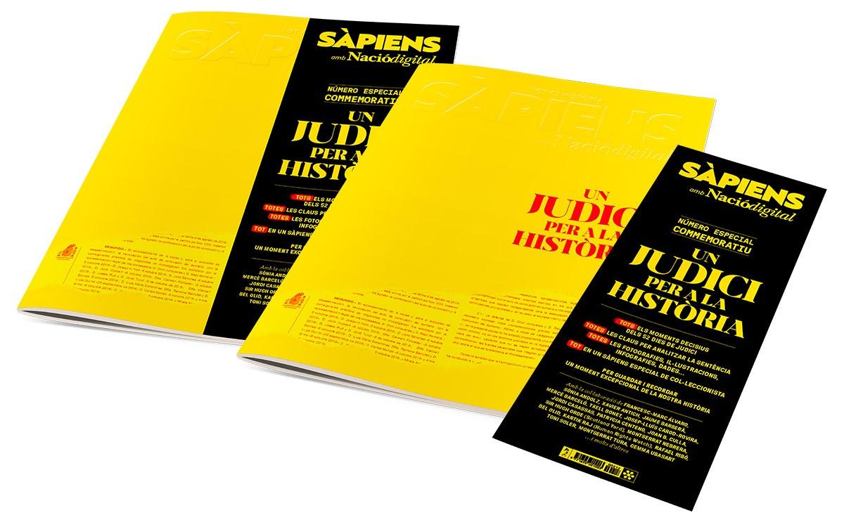 Revista especial de Sàpiens amb NacióDigital
