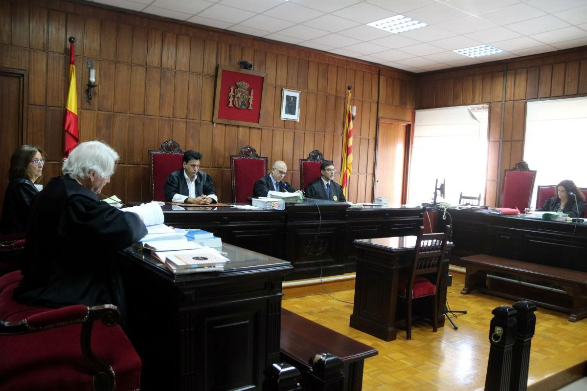 El municipi de l'Arbolí, al Baix Camp