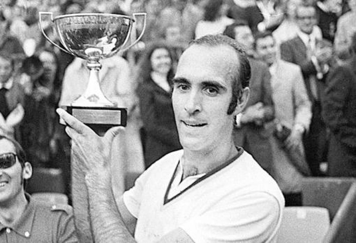El primer guanyador català de Roland Garros, pioner en el pas al professionalisme, mor als 82 anys