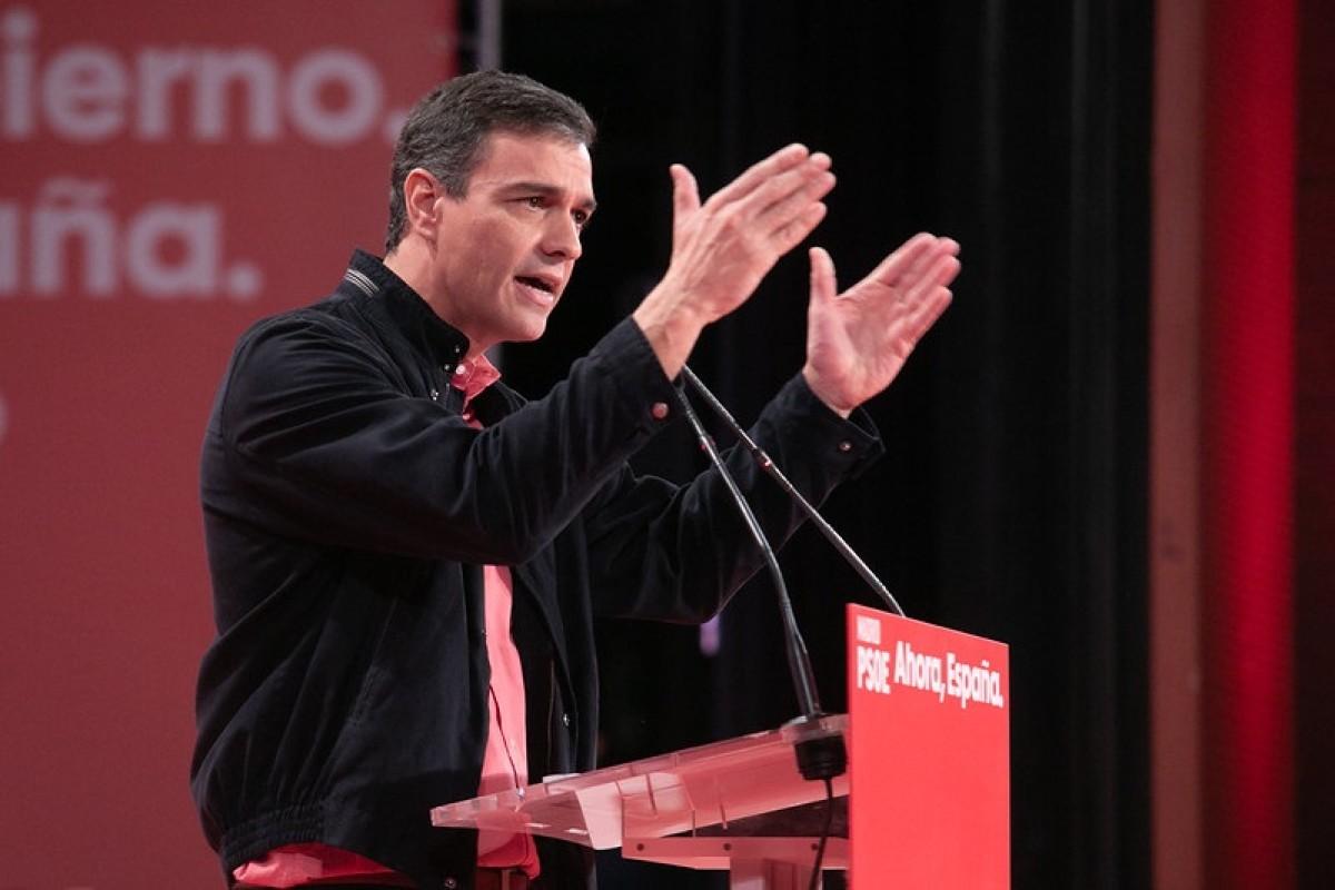 El president espanyol en funcions, Pedro Sánchez