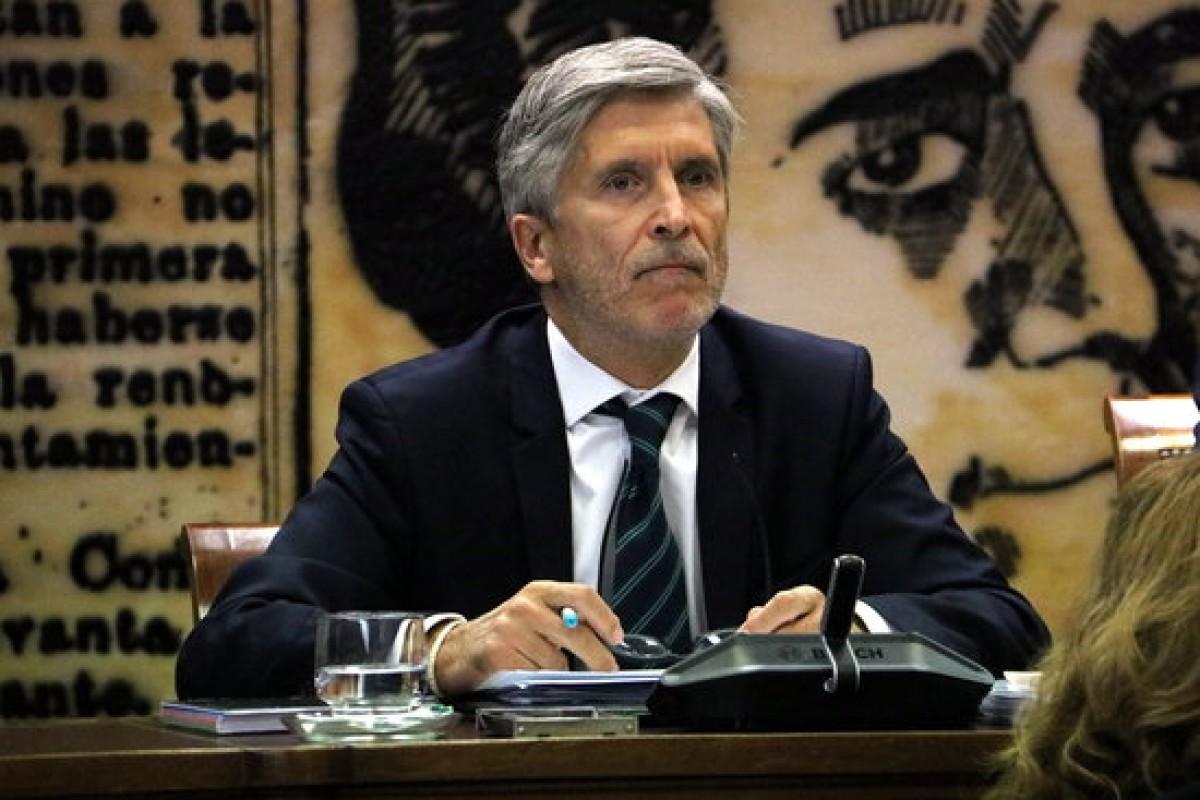 Fernando Grande-Marlaska, en una imatge d'arxiu.