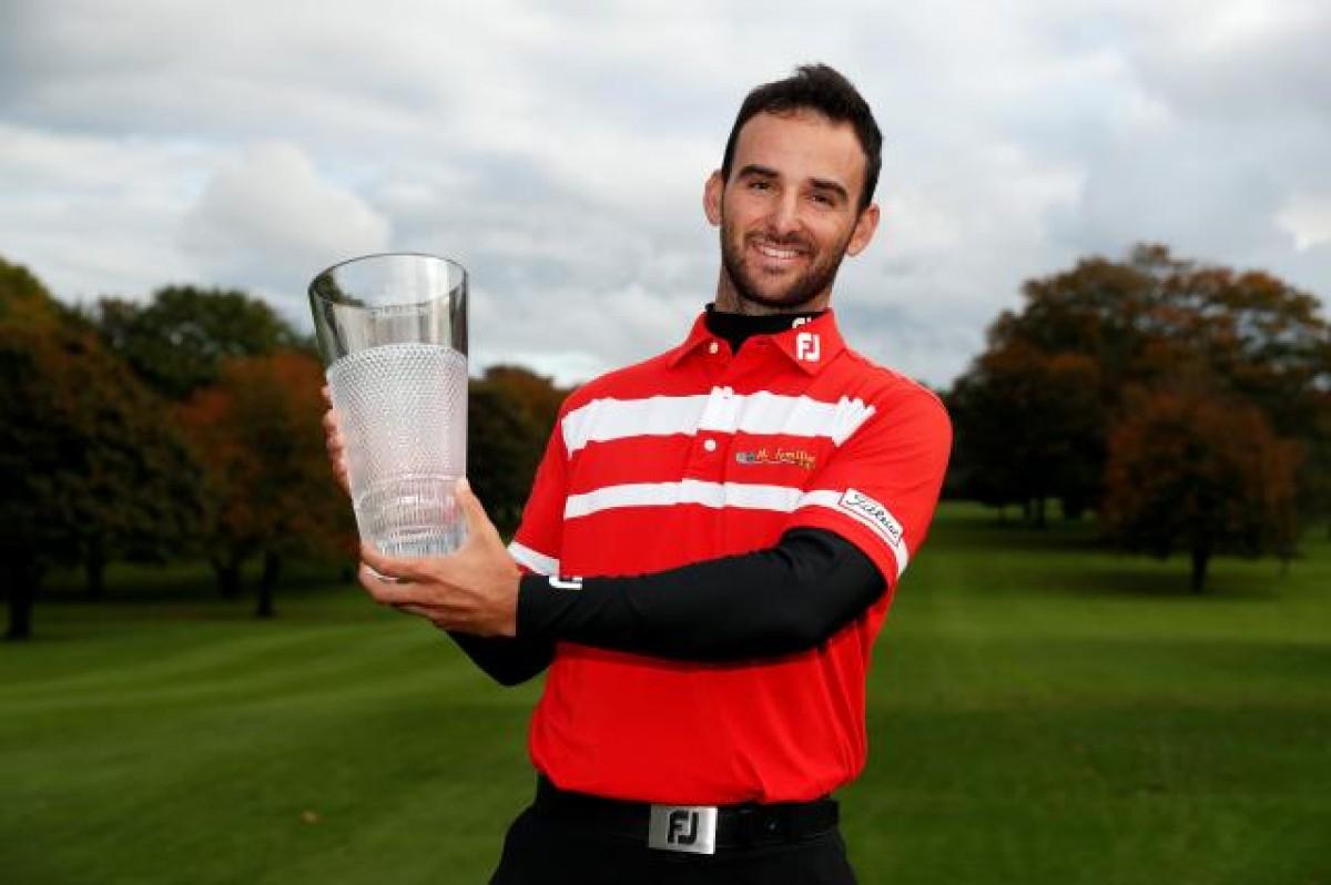 El persistent golfista lleidatà guanya el seu primer campionat Challenge Tour, la divisió de plata europea, a Irlanda
