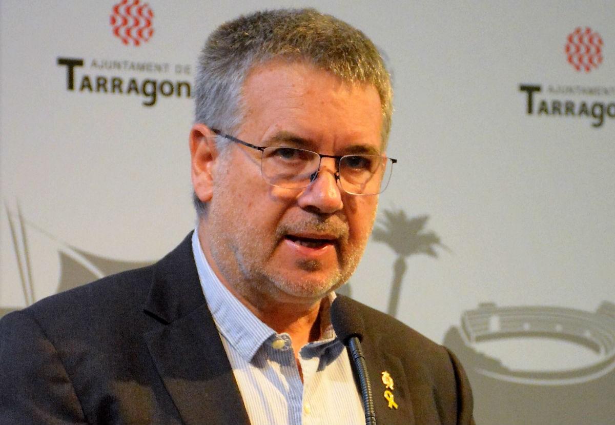 L'alcalde de Tarragona, Pau Ricomà
