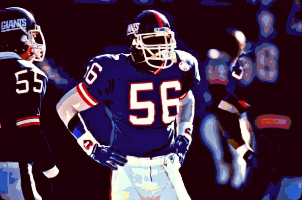 A principis d'octubre de 1994, els New York Giants retiraven el dorsal de l'àmpliament reconegut com a millor defensa de tots els temps