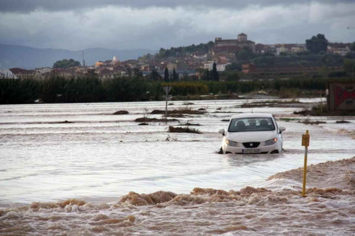 Inundacions al Pla d'Urgell