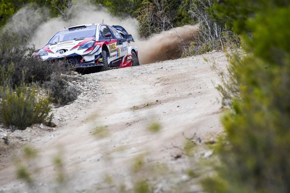 Màxima expectació davant l'edició més decisiva del Rally Catalunya