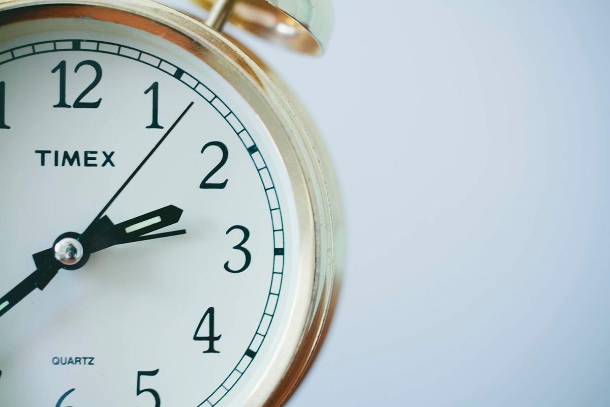 La nit del dissabte haurem d'endarrerir el rellotge