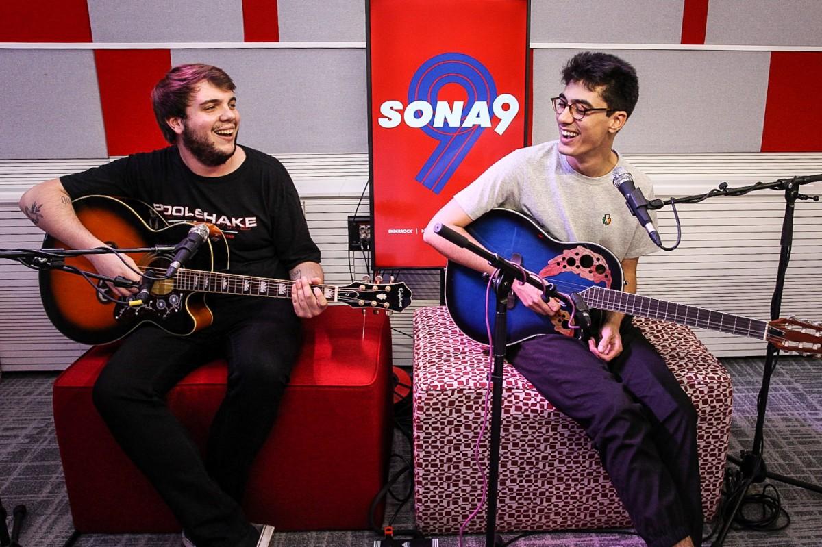 Urpa a l'acústic del Sona9 a iCat