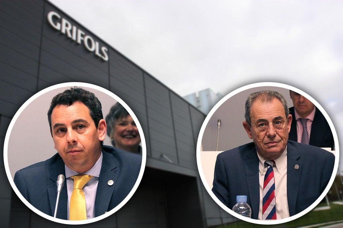 Víctor Grífols Deu i Victor Grífols Roura