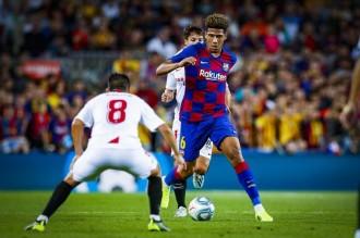 El Barça desperta i enfonsa el Sevilla amb efectivitat (4-0)