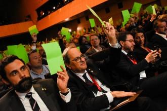 JxCat i ERC liquiden la legislatura: història d'un divorci, en deu actes