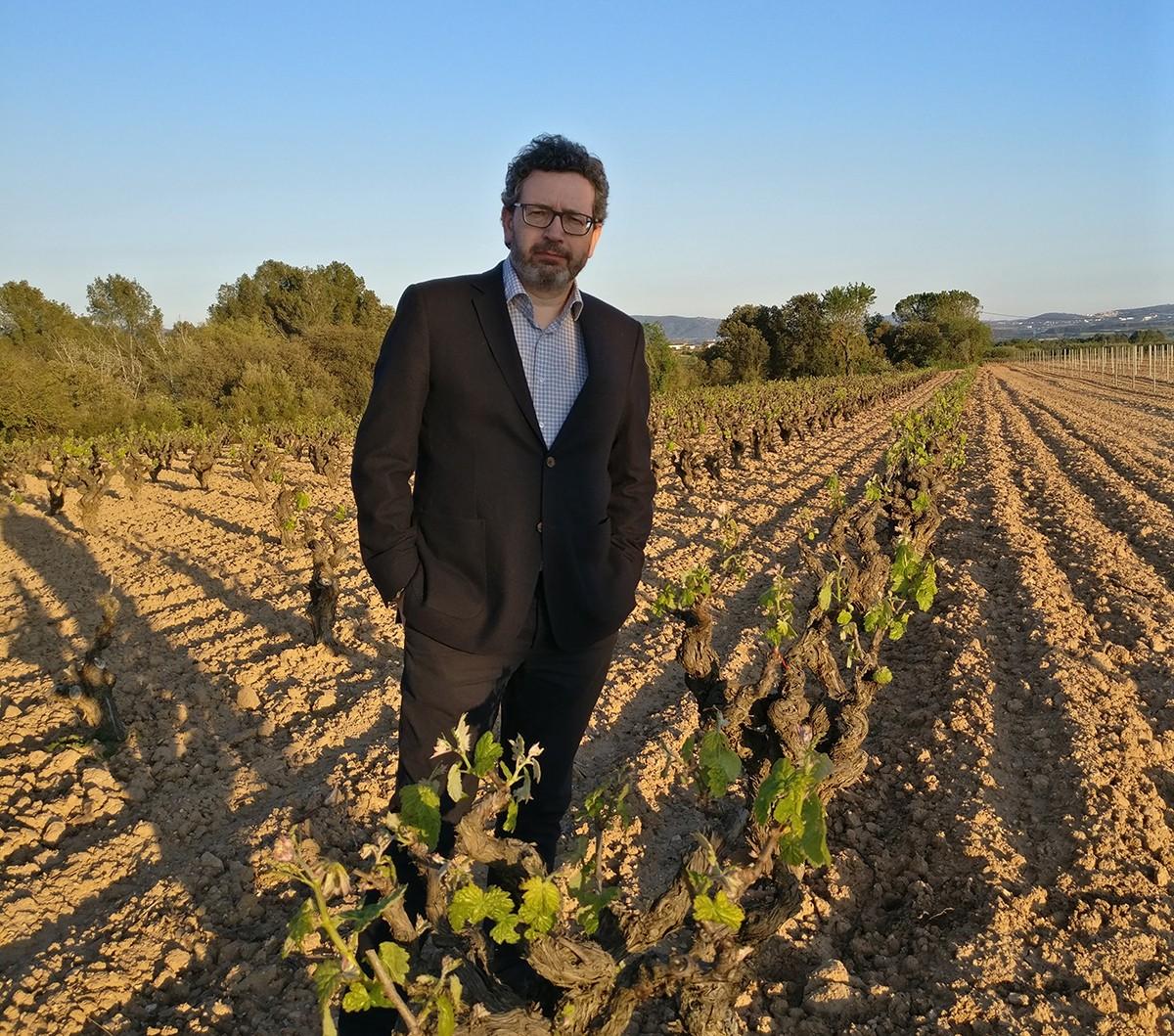 Joan-Miquel Canals, president de l'Associació Catalana d'Enòlegs