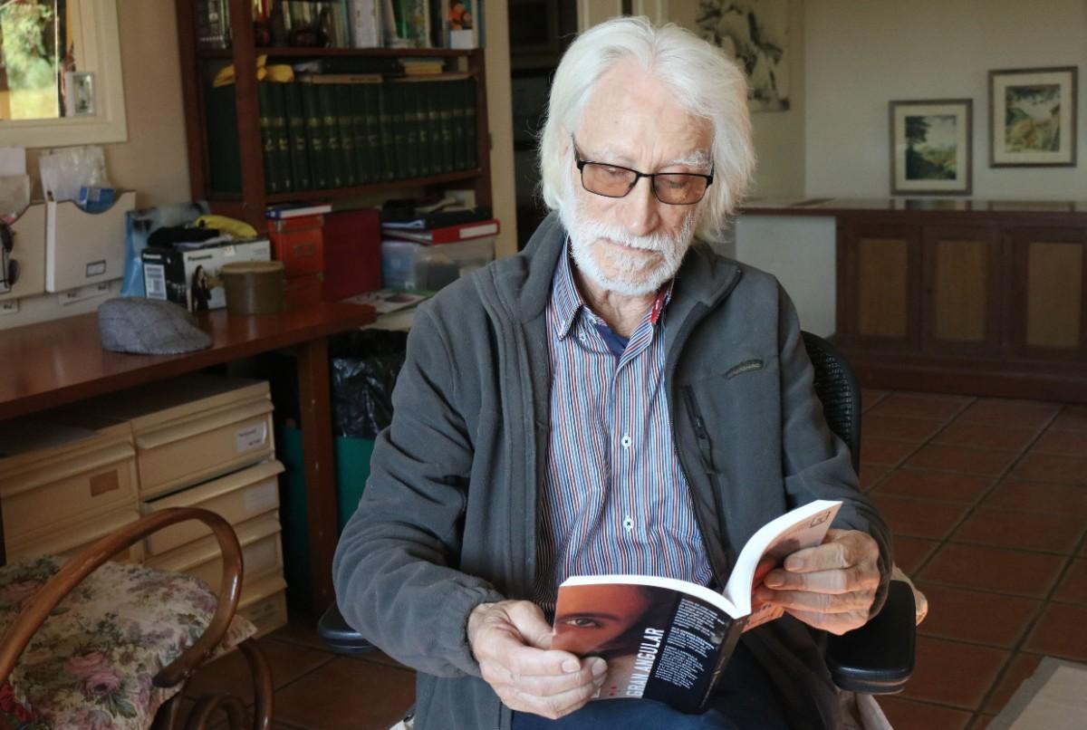 Enric Larreula, escriptor i il·lustrador rubinenc