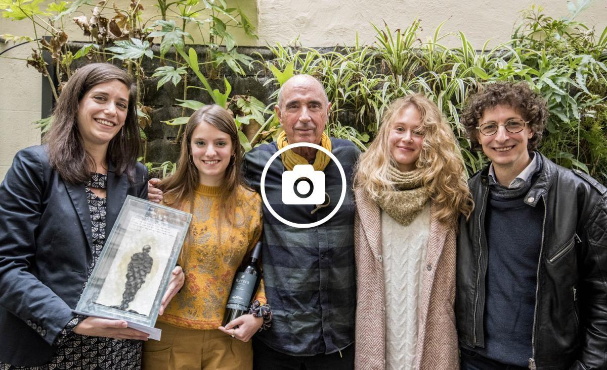 Lliurament del Premi Miquel Martí i Pol dins del certamen Terra i Cultura 2019