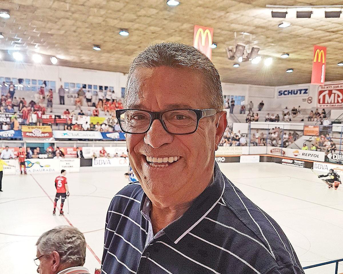 Joan Sabater, en una imatge d'arxiu