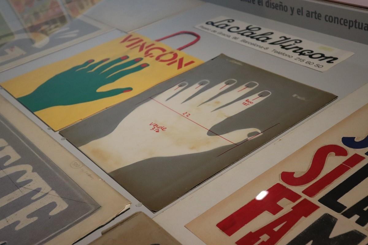 El Palau Robert i l'arxiu Lafuente de Santander han organitzat una exposició antològica sobre America Sanchez