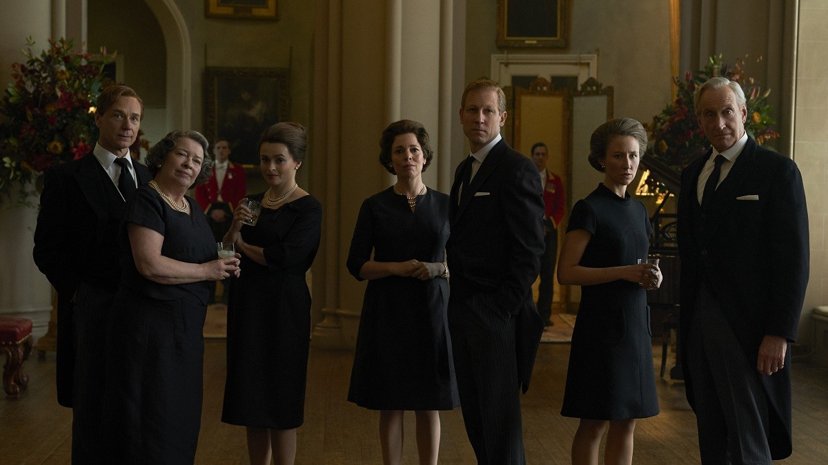 El repartiment principal de la tercera temporada de «The Crown»