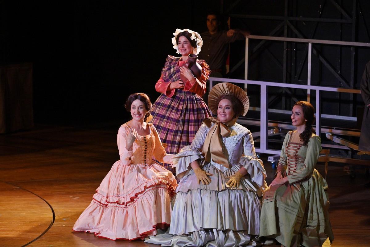 Estrena de Doña Francisquita al Liceu, el 10 de novembre passat