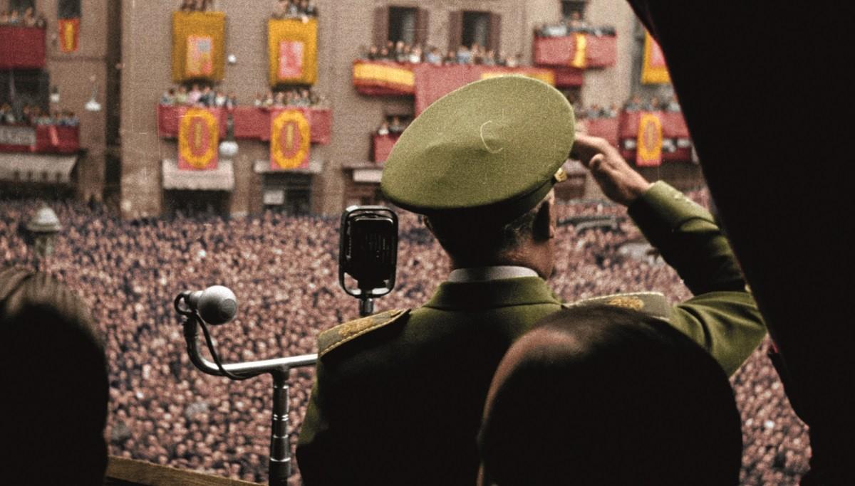 La minisèrie documental sobre la vida de Franco a tot color