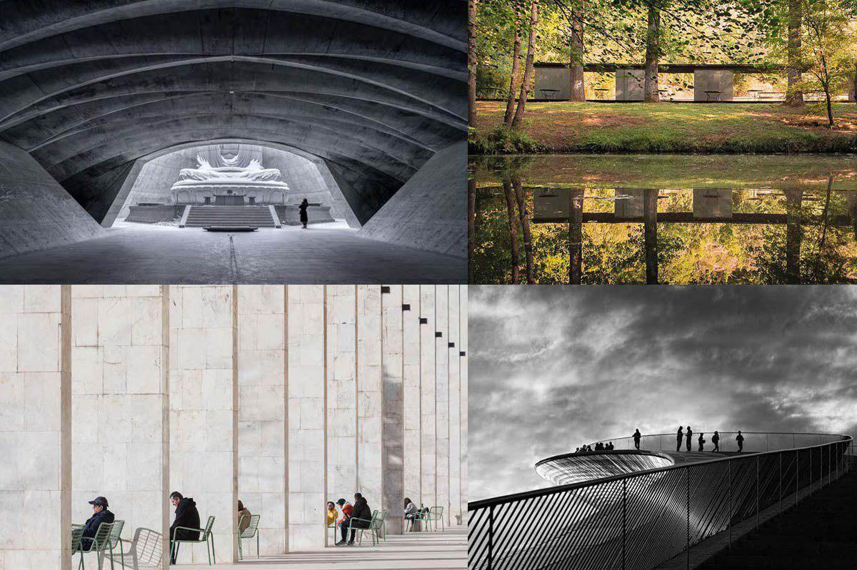 Finalistes dels Premis de Fotografia d'Arquitectura.