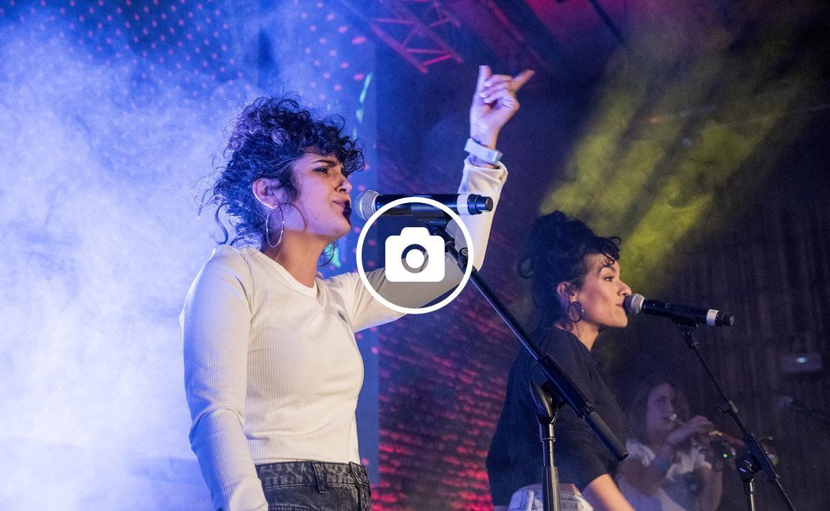 Maruja Limón al Soundie MVA 2019