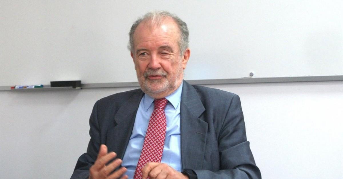 Juan Antonio Xiol Ríos, en una imatge d'arxiu