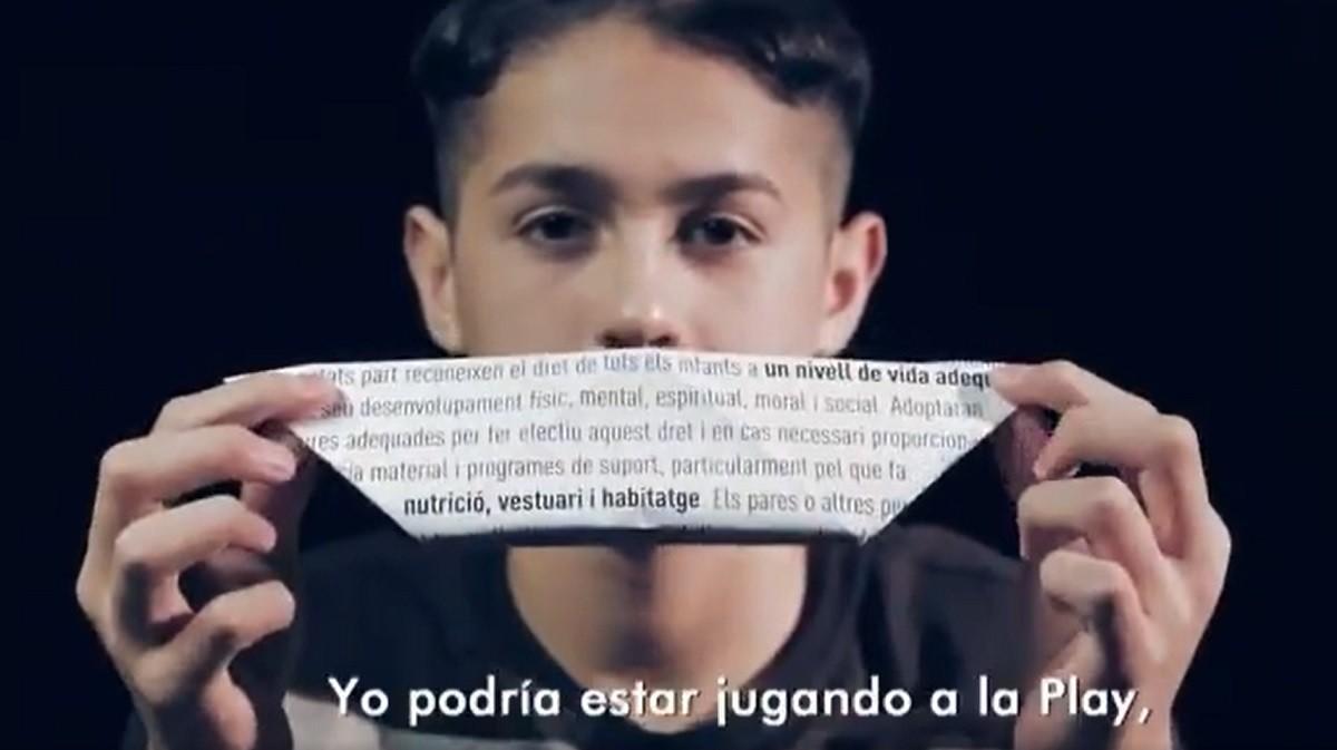 Un fragment de «Paper mullat», l'últim «Sense ficció» de TV3.