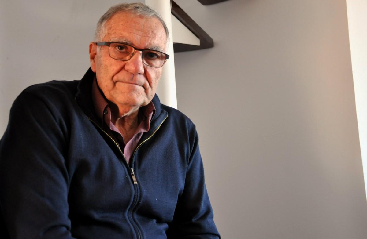 L'oncle de Jordi Ros, David Ros