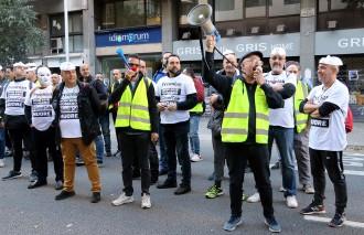 Els treballadors de General Cable de Manlleu comencen cinc dies de vaga