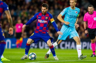 El Barça no reacciona i empata a casa contra l'Slavia (0-0)