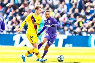 Un Barça soporífer remunta contra el Leganés en un partit per oblidar (1-2)
