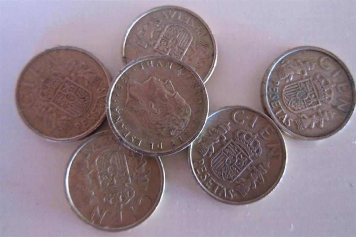 Les clàssiques monedes de 20 duros