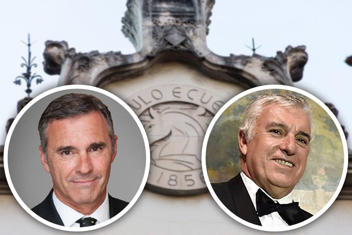 Borja García-Nieto i Ignacio García-Nieto