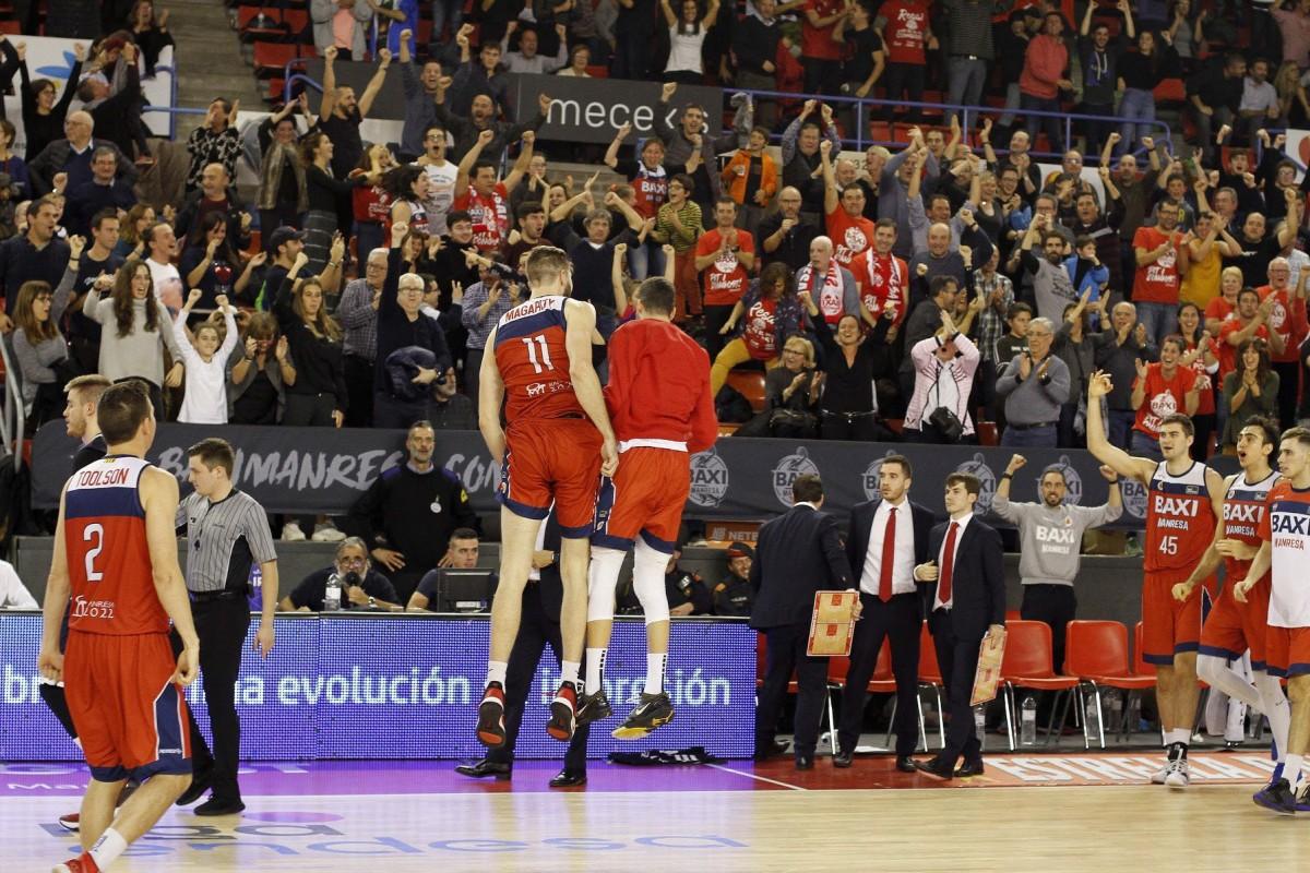 Començant per Manresa, fins a 5 equips catalans disputen competició europea