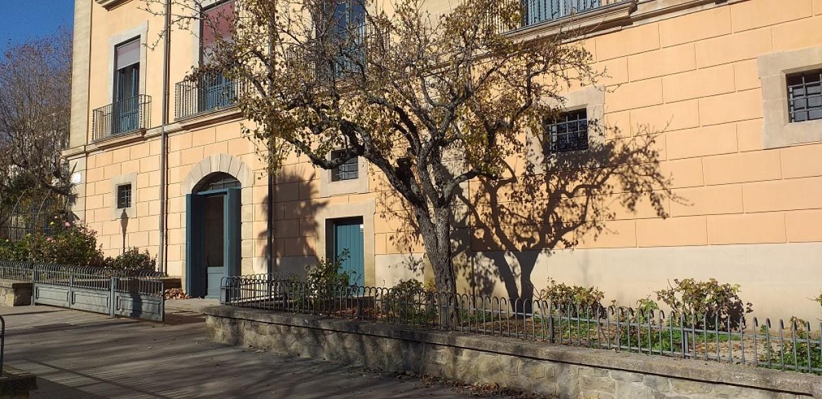 Jardina del Palau Episcopal