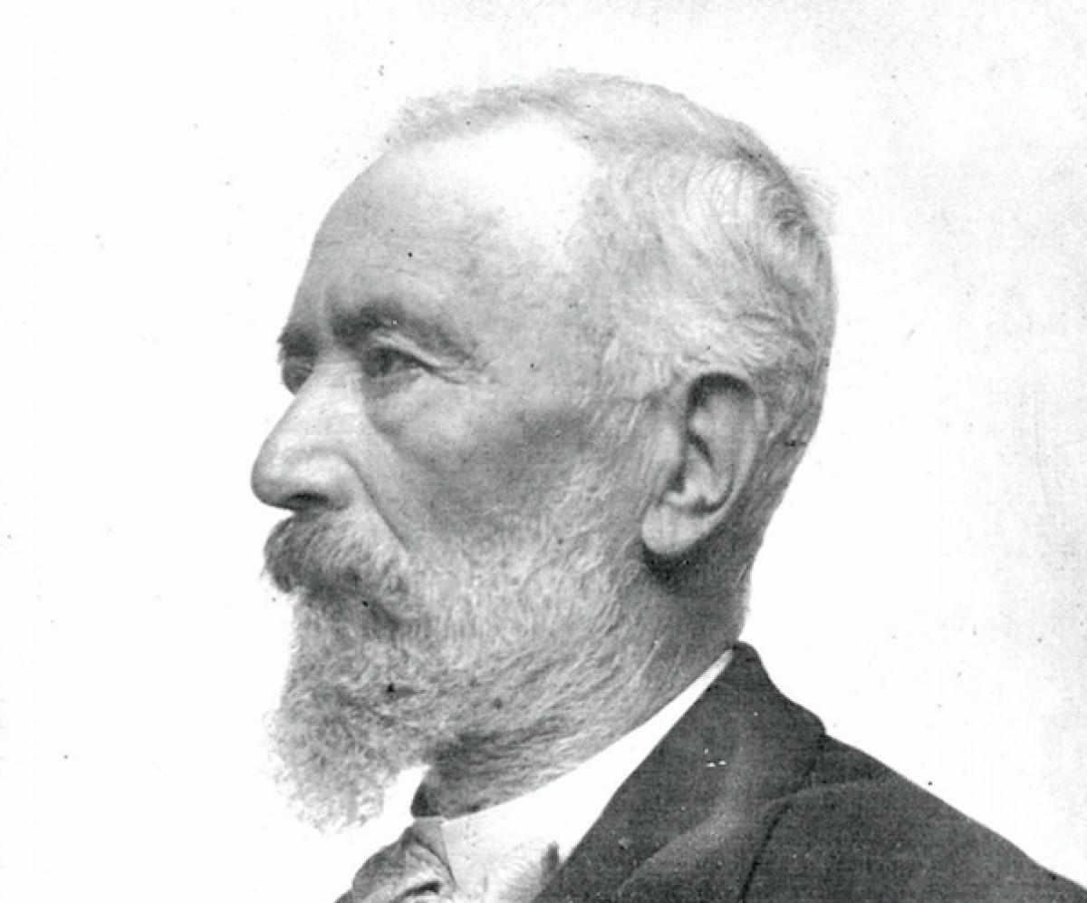 Josep Berga i Boix el 1914, segons «La Il·lustració Catalana».