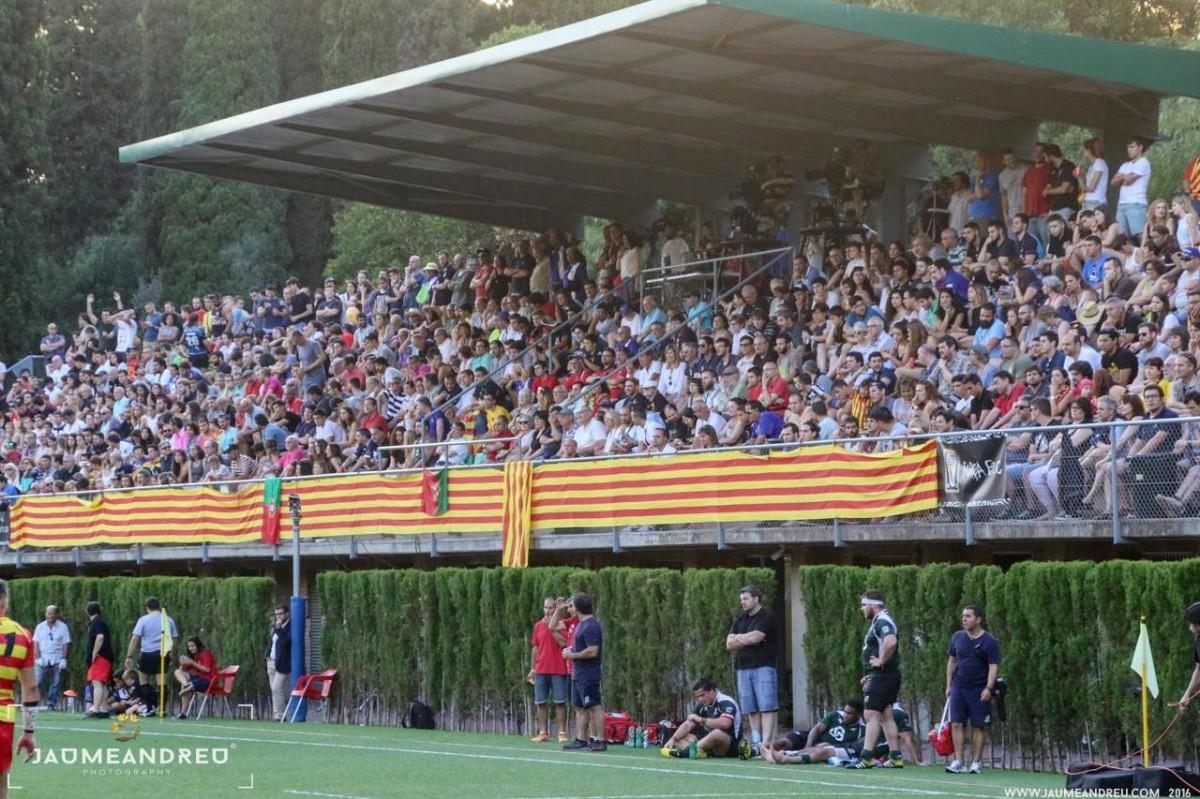 L'Ajuntament de Barcelona es compromet a la construcció d'un nou camp de rugbi per solucionar el col·lapse d'instal·lacions i horaris dels actuals