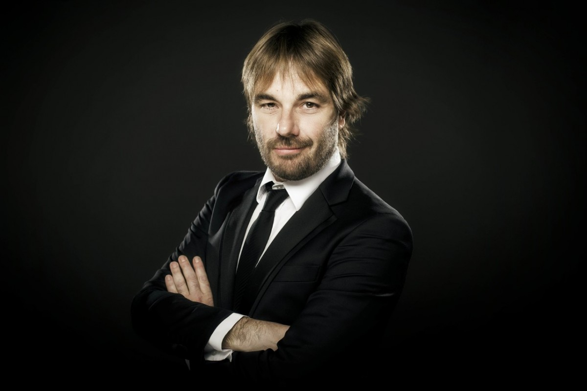 Quim Masferrer presenta La Marató de TV3 d'enguany