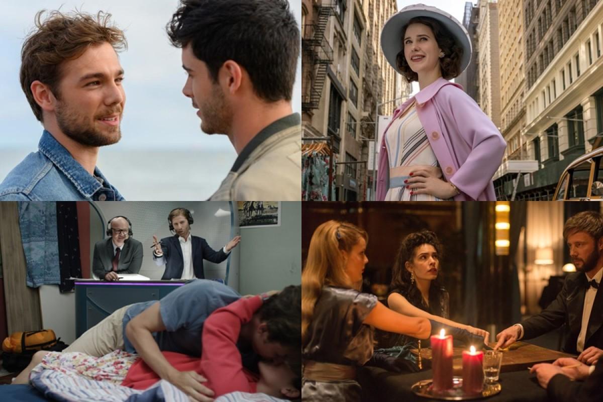 Les millors sèries per al cap de setmana