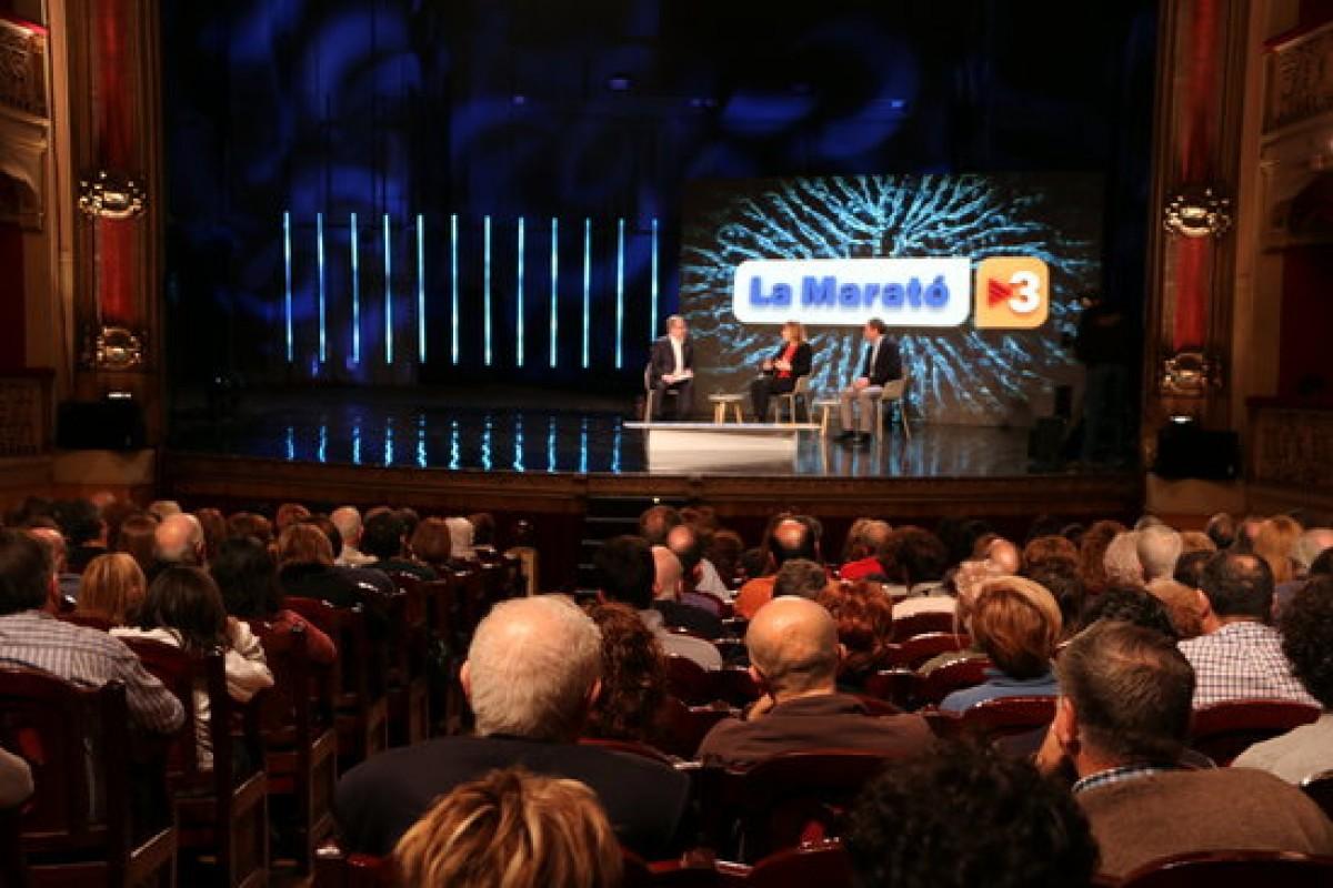 La Marató de TV3 al Teatre Fortuny de Reus